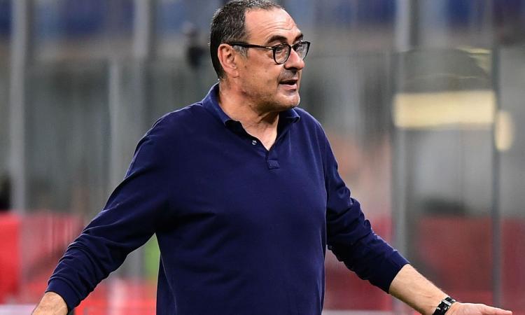 Juve: Sarri si gioca la panchina in Champions