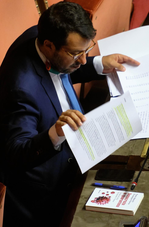 Ora Salvini sta studiando la mossa per provare anche Conte