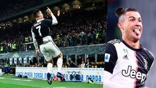 Cristiano Ronaldo, i numeri di una stagione mostruosa