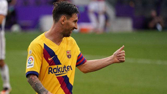 Inter mercato: il sogno di Messi è ancora possibile