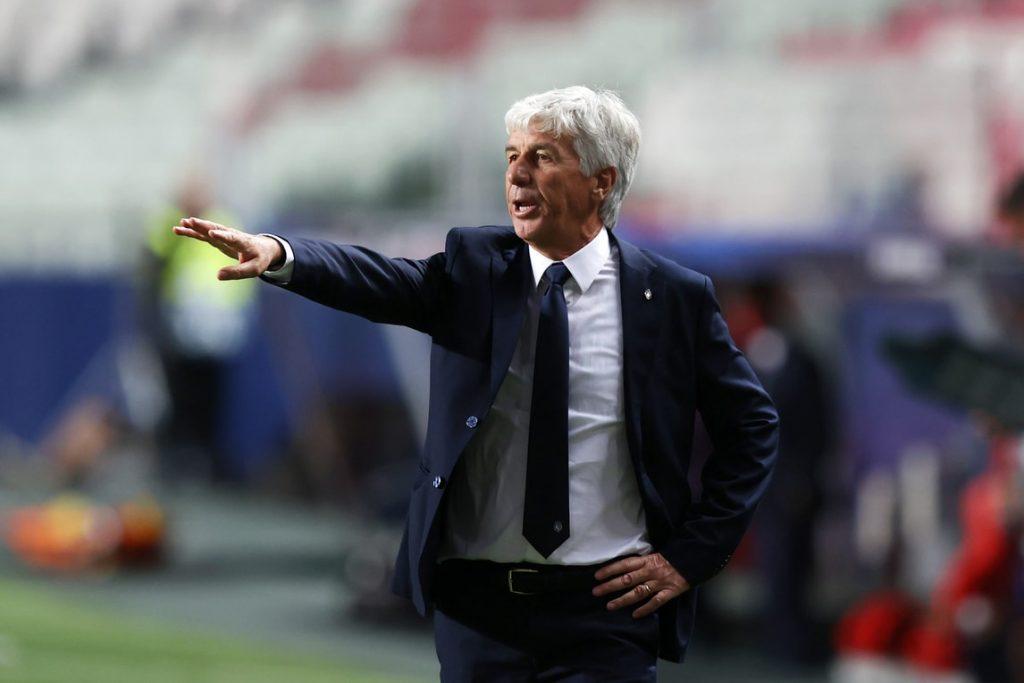 """Atalanta, Gasperini: """"Peccato, ci sembrava di essere in semifinale"""""""