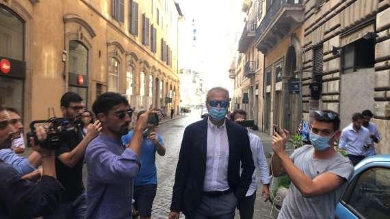 """CHIUSURA IN DIRETTA - La Roma fa parte del Gruppo Friedkin: atteso annuncio a borse chiuse. Pallotta: """"È tutto fatto"""". FOTO! VIDEO!"""