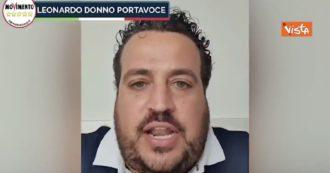 """Bonus ai deputati, Donno (M5s): """"Schiaffeggia gli italiani, restituisci i soldi e dimettiti. Fai schifo"""