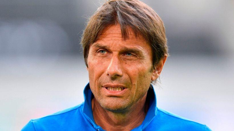 Inter: il messaggio di Antonio Conte ad Andrea Pirlo