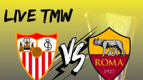 LIVE TMW - Siviglia-Roma, le formazioni ufficiali: Suso e Zaniolo titolari, c