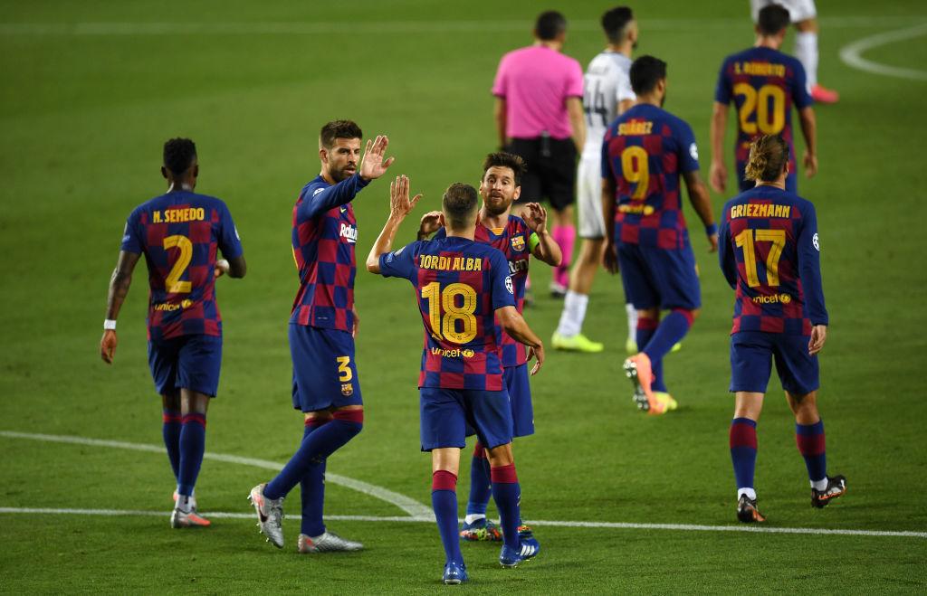 La diretta di Barcellona-Napoli, partita degli ottavi di finale di Champions League