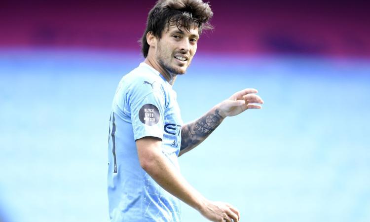 Niente Lazio, David Silva spiega: 'Avevo tante offerte, ecco perché ho scelto la Real Sociedad'