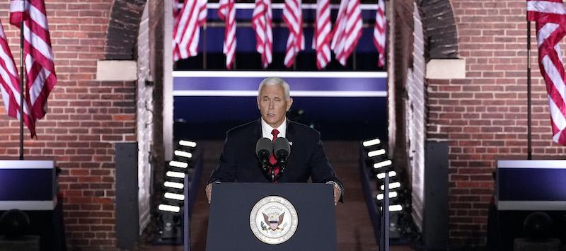 «Rendi di nuovo grande l'America, di nuovo»
