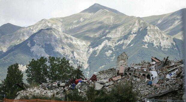 Terremoto di Amatrice, solo il 6,5% delle case è stato ricostruito dal 2016