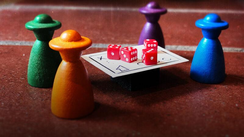 Giochi da tavolo, quando anche i dadi diventano virtuali